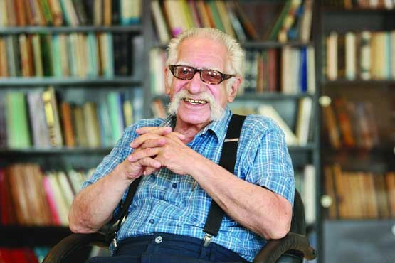 عبدالمجید ارفعی: عاشق نبودم سراغ گل نبشتهها نمیرفتم